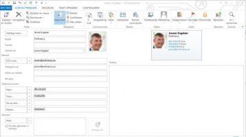 CRM-met-Outlook