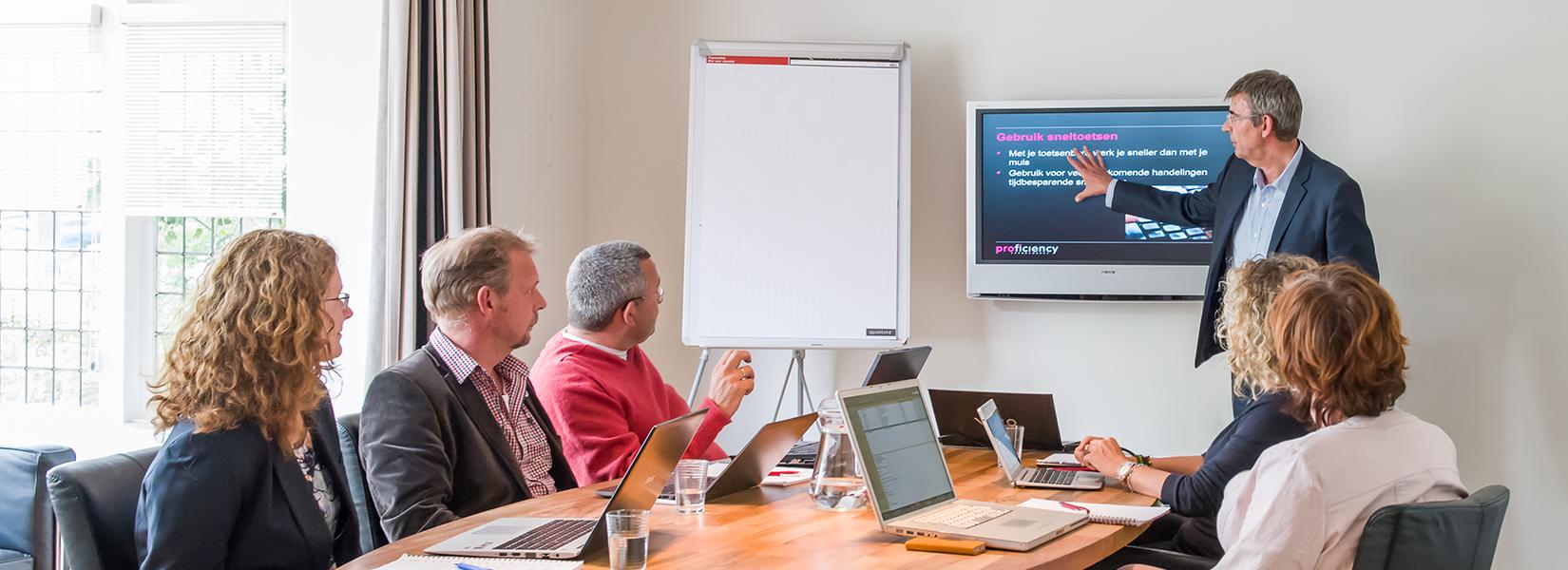 Workshop e-mailmanagement door Jeroen Engelaer