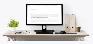 snellezen met een screenreader