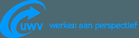 UWV werken aan perspectief logo